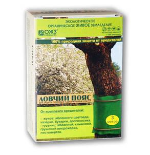 Ловчий пояс для плодовых деревьев 1 м купить