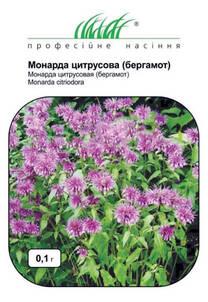 Семена Монарды Цитрусовой-Бергамота 0.1г (Профессиональные семена) цена